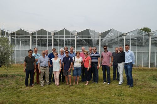 Van der Hoeven and Hoogendoorn organize a successful study trip to France as follow-up on Summit